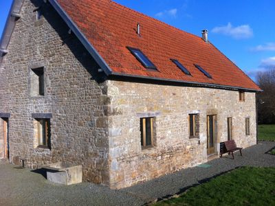 Photo for Beautiful 17th Century Stone Barn  Set in Glorious Unspoilt Countryside