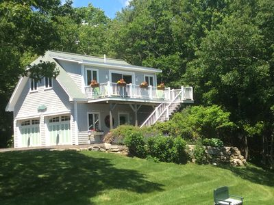 Photo for Bright, Cheerful Oceanfront Cottage - Cancellation wk of 10/12-19!