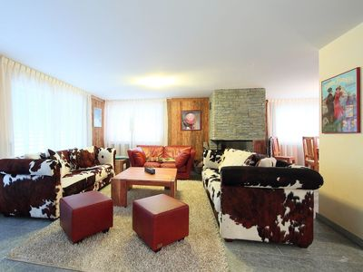 Photo for Lovely apartment for 6 guests with WIFI, hot tub, TV and balcony