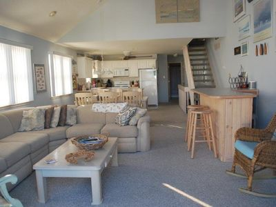 Photo for Immaculate, Family-Friendly, 5 Bedroom, Sleeps 12, One Block to Beach