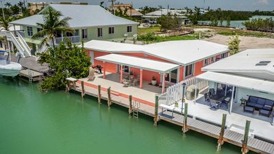 Photo for Loralei ~ 3 bed 3 bath UPDATED single family on canal