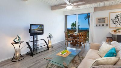 Photo for Ocean View, Grand Floor, Fully Renovated Unit in Kailua Kona Hawaii Island