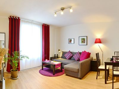 Photo for Large modern apartment in the old quarter