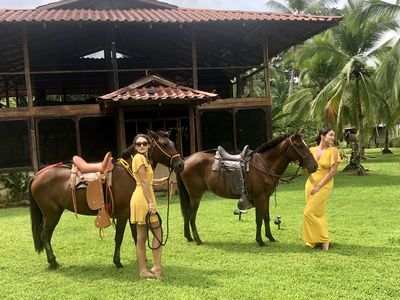 Photo for ALL INCLUSIVE-BOAT, HORSES and TOURS - Family Oasis in private 65 acres in OSA