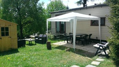 Photo for Luxurious camping in the heart of the Ardennes