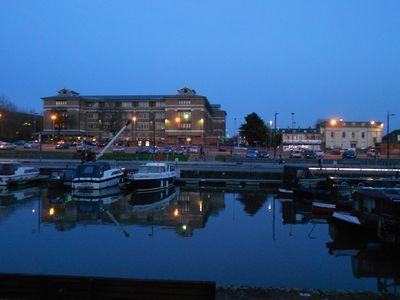 Photo for DOCKS PENTHOUSE, 4th-5th Floor Duplex Apartment, Stunning Waterfront Views
