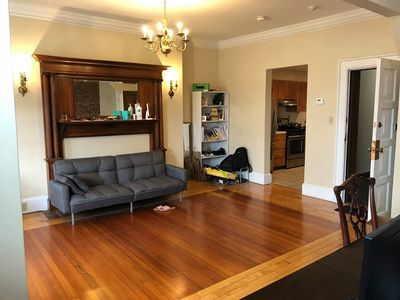 Photo for Massive Stunning 1BD/1BA in Fenway Area