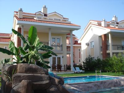 Photo for Luxury 4 Bed Villa with Private Pool in Oasis Village, near Fethiye.