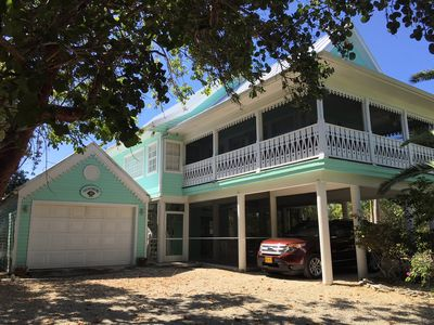 Welcome to Seaside and our charming Cayman home!