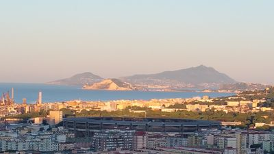 Photo for Condo Overlooking Magnificant Bay Of Naples/Procida/Ischia