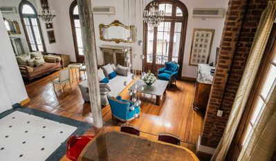 Photo for Luxury Eclectic Loft at Recoleta