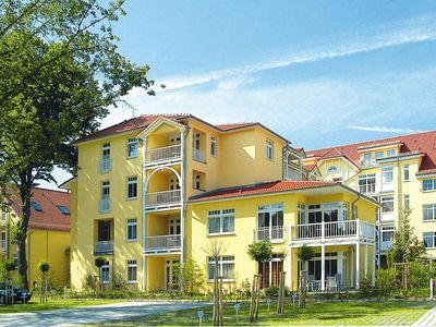 Photo for Holiday flats im Dünenschloss, Kühlungsborn  in Wismarer Bucht - 4 persons, 2 bedrooms