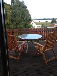Photo for Baltic Sea island Poel Apartment 45 sqm to 4 pers, pet 20 sqm roof terrace