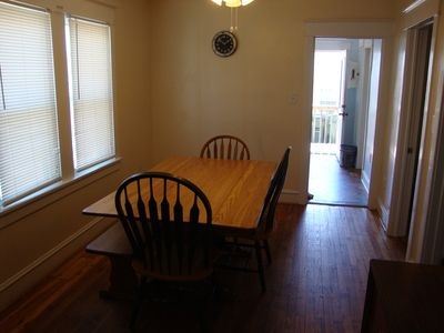 First Floor Dining Room