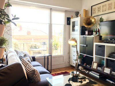 Photo for Cozy flat in downtown Bilbao