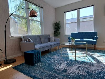 Photo for Glam-Plush Apt | Spacious 2 BR in Central PDX