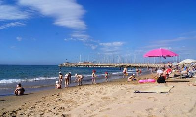 Photo for CORAL -50m BEACH, A/A, WIFI, TERRACE, PRIVAT PARKING, IDEAL FOR FAMILIES