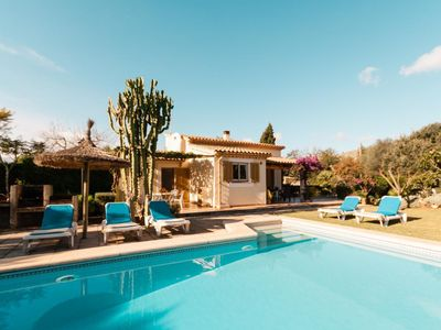Photo for Charming holiday home for 5 persons in between Pollenca and Puerto Pollenca
