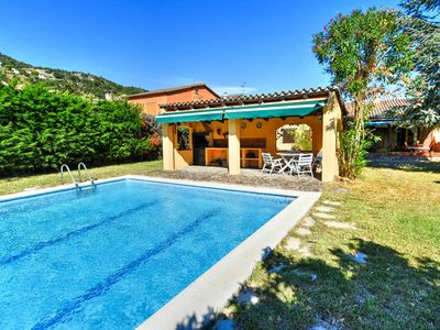 Photo for CHARMING FINCA WITH GARDEN AND SWIMMING POOL NEAR THE BEACH