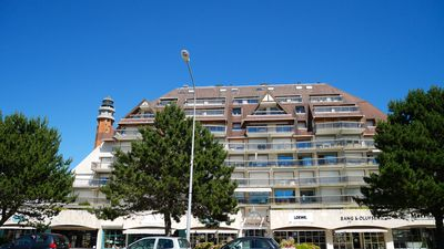 Photo for Apartment T3 Golden Triangle of Touquet