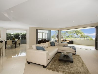 Photo for KINGSCLIFF OCEAN VIEW TERRACE BY THE FIGTREE 5