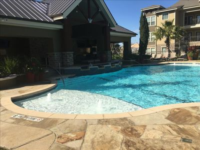 Photo for Beautiful Large 1 Bedroom/ 1 Bath Condo in The Woodlands