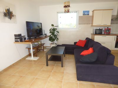 Photo for 4BR House Vacation Rental in POULDREUZIC, Bretagne