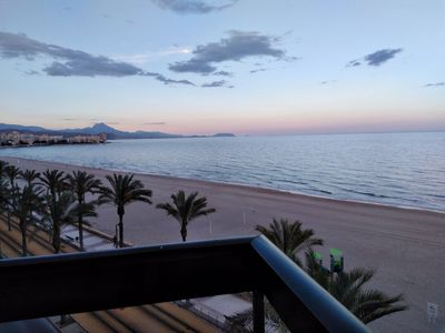 Photo for July Offer -Beach front line beautiul apartment, 2 bedroom