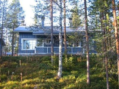 Photo for Vacation home Jaakopinpaja a in Kittilä - 5 persons, 1 bedrooms
