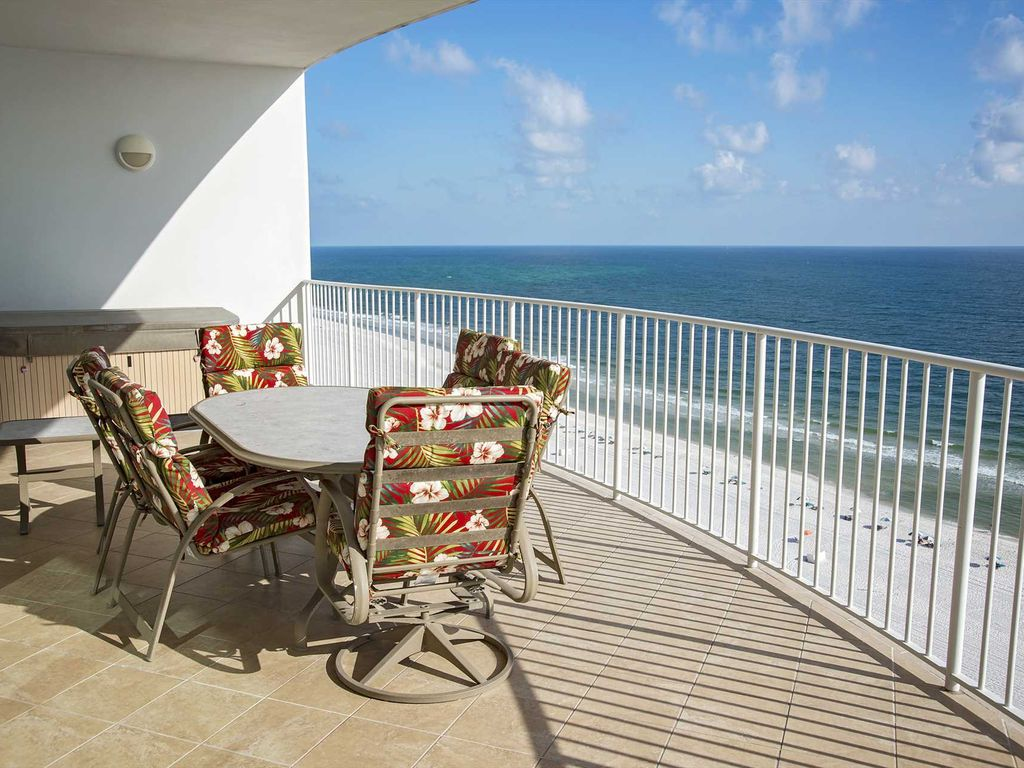 . Turquoise Place 1208D   Gulf Front   Sleeps      VRBO