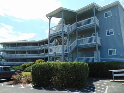 Photo for SPINNAKER POINT 202B - Enjoy the private gated community of Spinnaker Point in Carolina Beach