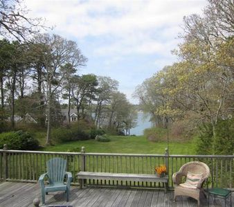 Photo for Quiet Lakefront Retreat on Follins Pond with access to Bass River and Beyond!