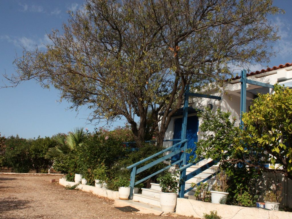 seaside olive grove villa in sounio - homeaway sounio