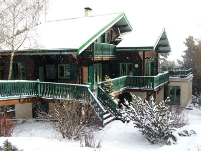 Photo for CHALET exeptionel MANSION IN THIS CONTEXT