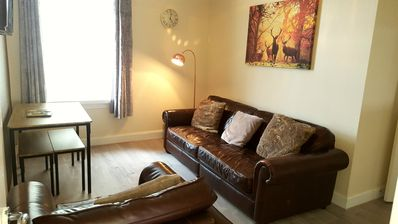 Photo for Coastal self catering apartment near the East neuk of Fife with parking.