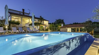 Photo for Charming villa in the center of Istria