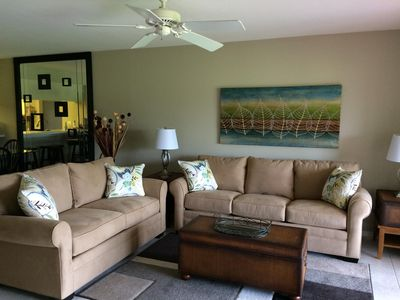 Photo for Ground Floor Condo on Spectacular Golf Course Just 3 Miles from Ft. Myers Beach!