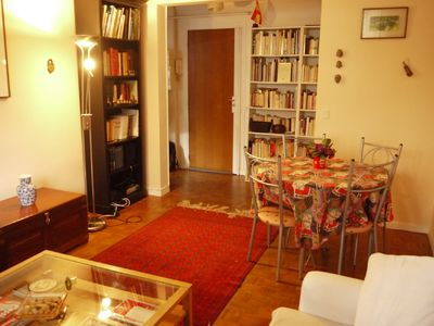 Photo for Cozy apartment, 60 m², 3 rooms, Issy les Moulineaux At 10mn Pte Versail