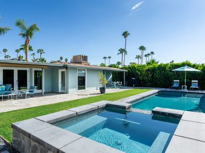 Photo for Mid Century Luxury/Executive Pool/Spa South Palm Springs