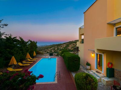 Photo for Villa Milli - modern villa with amazing views, pool, Wi-Fi & A/C - Sleeps 9
