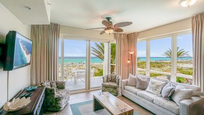 Photo for Paradise on the Beach with Stunning Views, Heated Pools, and Free Dolphin Cruise