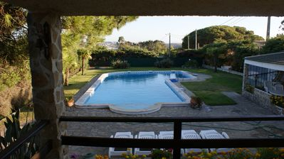 Photo for Fantastic Small Farm with Pool with the Sea already there - Ideal for Families