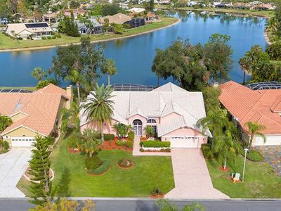 Photo for Spacious lakefront home less than seven miles from the beach and famous 5th Avenue shops and restaurants!