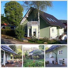 Green house in Wernigerode, Stylish apartment for 2 persons