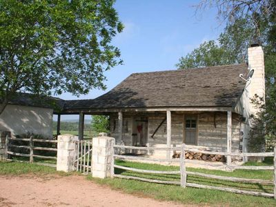 Photo for The Log Cabin | Charming Country Cabin