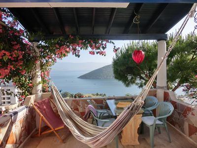Photo for Holiday house on the Turkish Aegean Bodrum near the sea