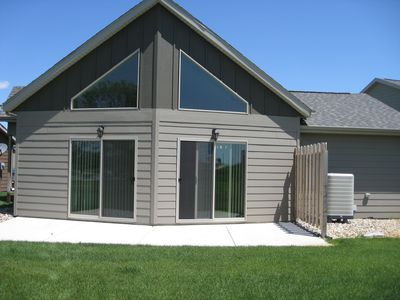 Photo for Five Star Okoboji Vacation Cabin at Bridges Bay!