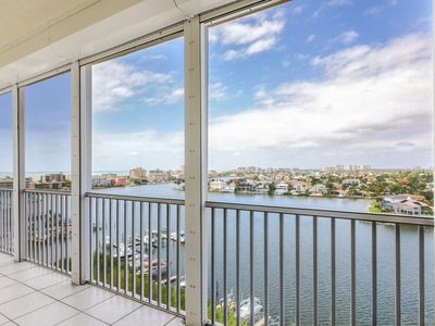 Photo for Enjoy Gorgeous Panoramic Views Of The Gulf Of Mexico And Vanderbilt Bay