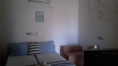 Photo for Studio flat with air-conditioning Vir (AS-17491-a)