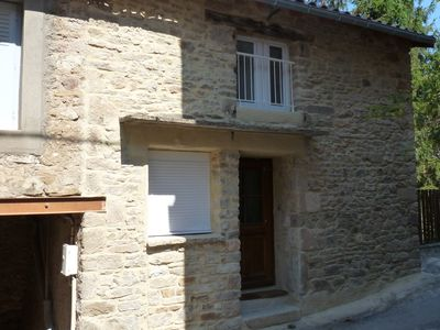 Photo for l'oustalou: house located 18 km from Millau in the village of St Rome de Tarn